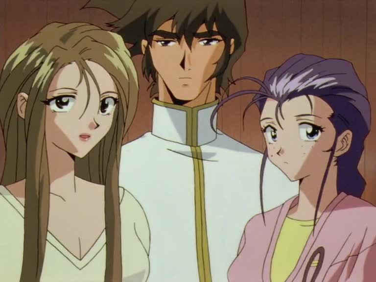 Watch Martian Successor Nadesico: The Prince of Darkness ...