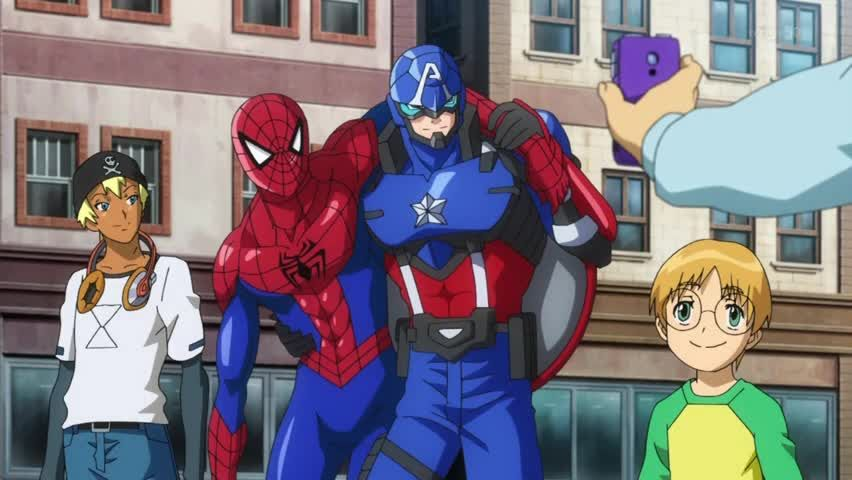 watch marvel disk wars the avengers episode 36 english