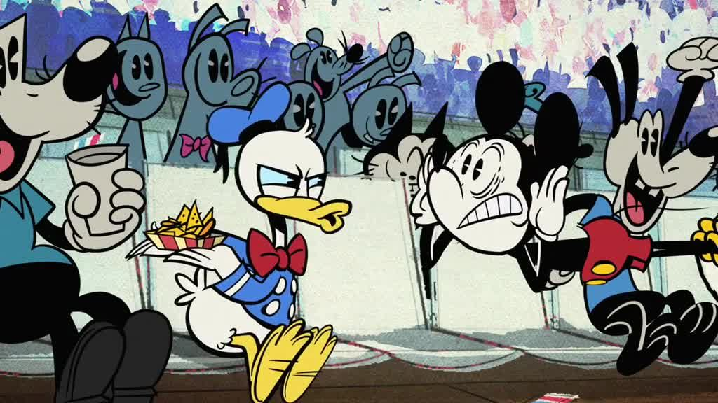 Watch Mickey Mouse 2013 Season 1 Episode 16 Tapped Out