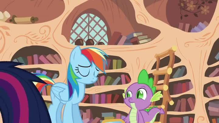 Watch my little pony friendship is magic season 2 episode 20 it s about time online my little for Little pony watches