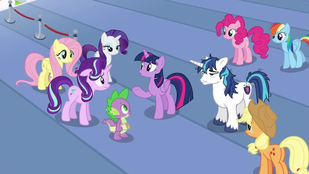 watch my little pony friendship is magic season 6 episode 1 the