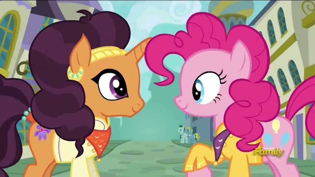 Watch my little pony friendship is magic season 6 episode 12 spice up your life online my for Little pony watches