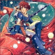 Nausicaa of the Valley of the Wind English Dubbed