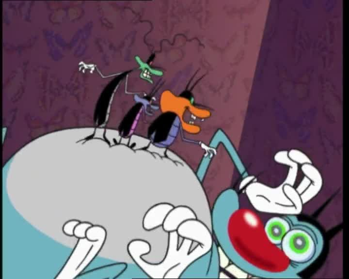 Oggy and the Cockroaches Season 1 Episode 23 Oggy and the ... | 720 x 576 jpeg 30kB