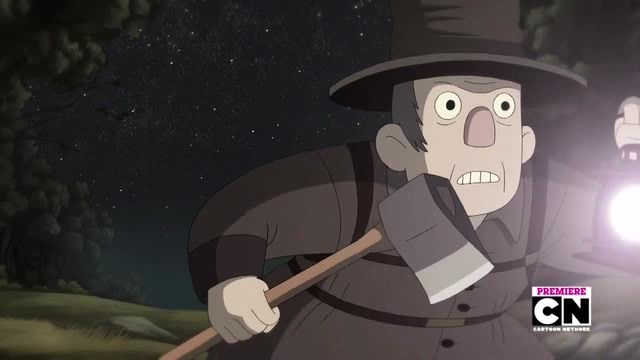 Watch Over The Garden Wall Episode 1 The Old Grist Mill Online Over The Garden Wall
