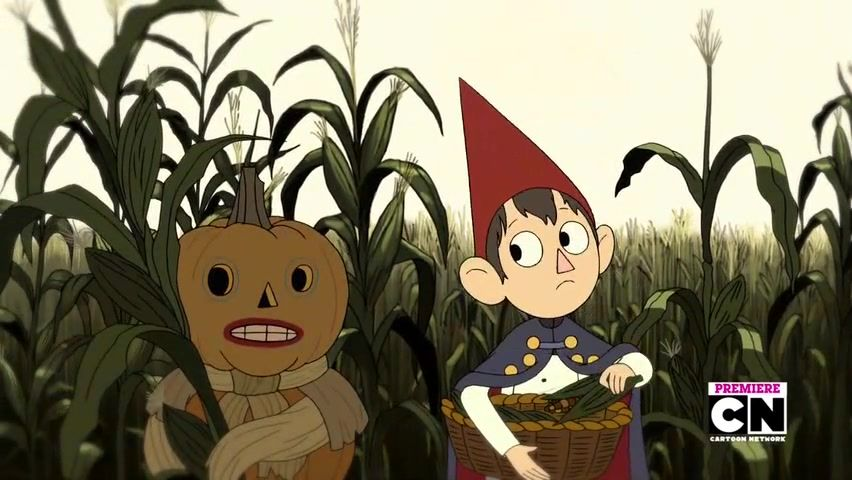 Watch Over The Garden Wall Episode 2 Hard Times At The Huskin Bee Online Over The Garden Wall