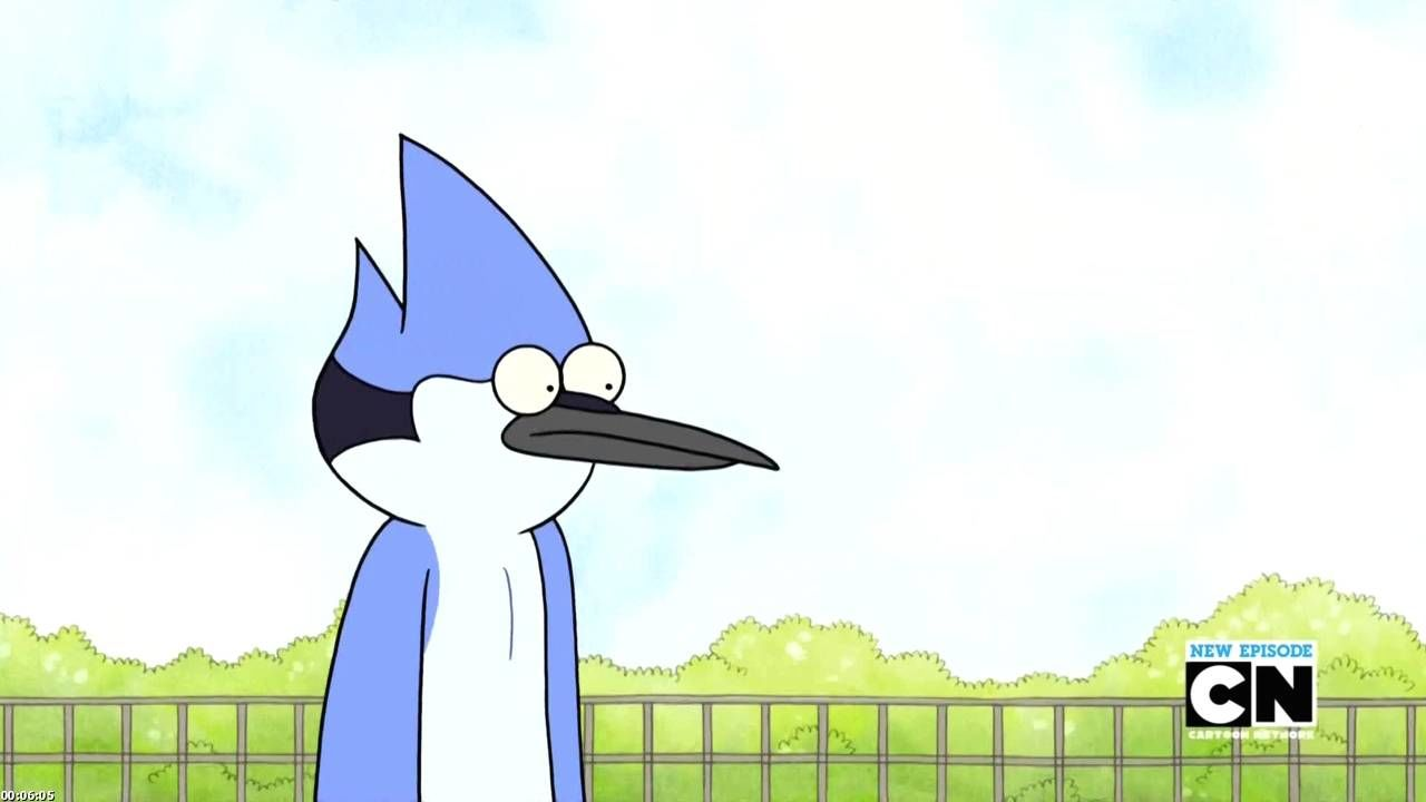 Regular Show Season 6 Episode 3 Daddy Issues Images, Pictures