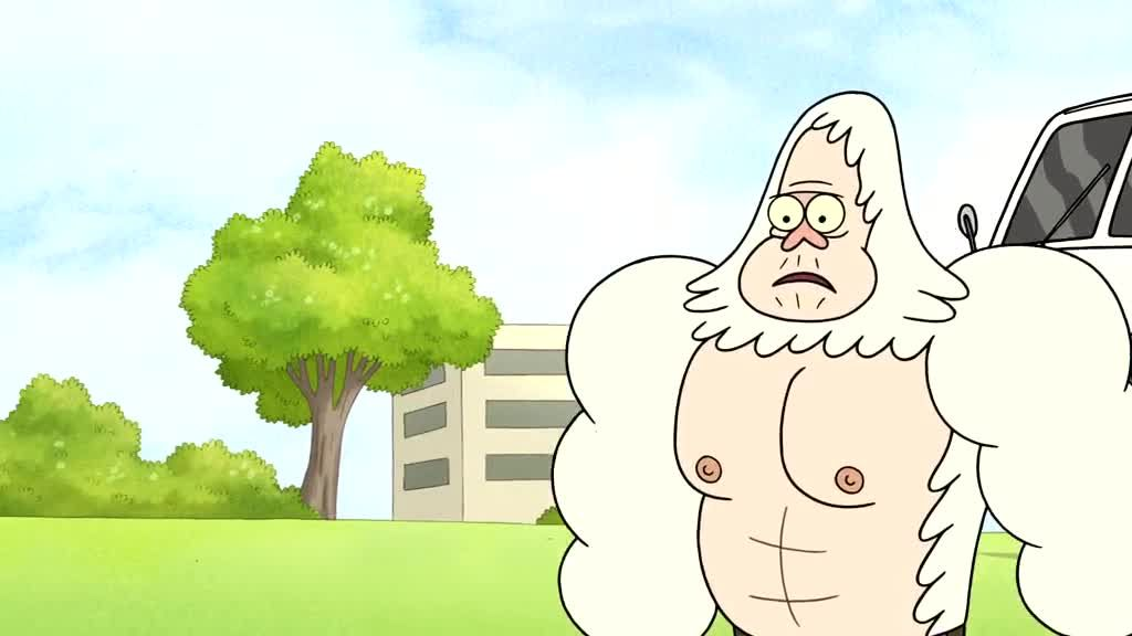 Regular show online dating