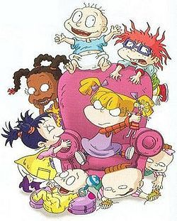 Rugrats Season 5 Episode 11 Journey To The Center Of The Basement