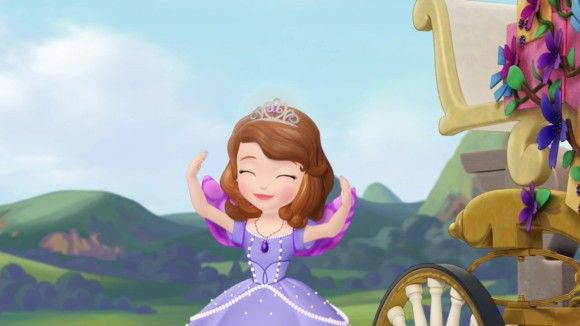 Sofia The First Season 2 Episode 1 Two Princesses And A Baby Watch Cartoons Online Watch