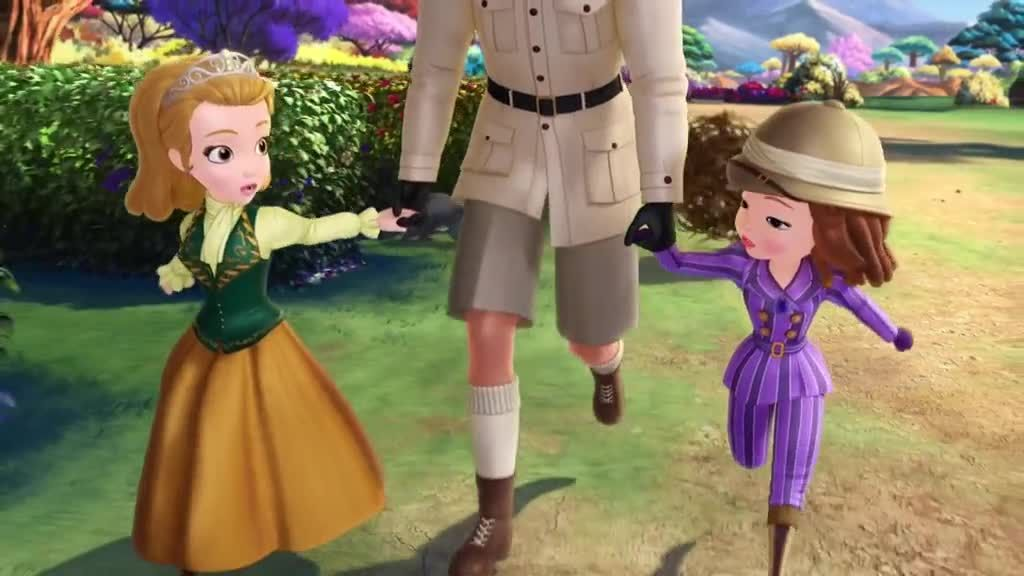 sofia the first season 3 episode 19 dads and daughters day