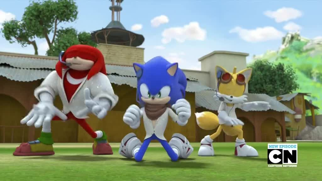 all about sonic boom an analysis Sonic boom will have two fan favorite characters added soon, according to the developer.