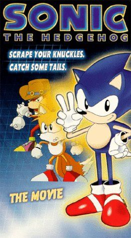 Sonic the Hedgehog The Movie English Dubbed