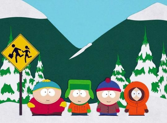 how to watch south park on chromecast