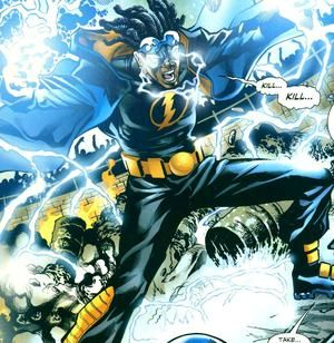 static shock wet and wild