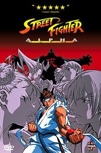 Street Fighter Alpha English Dubbed