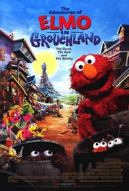 The Adventures of Elmo in Grouchland Movie
