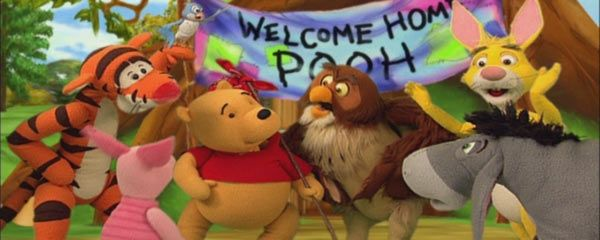 The Book of Pooh Stories from the Heart Movie