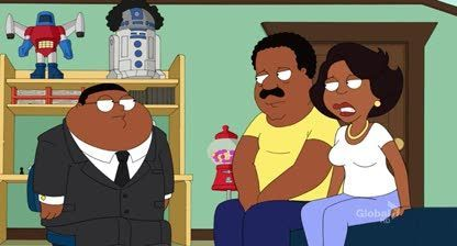 Watch The Cleveland Show Season 1 Episode 17 Gone With The Wind Online The Cleveland Show
