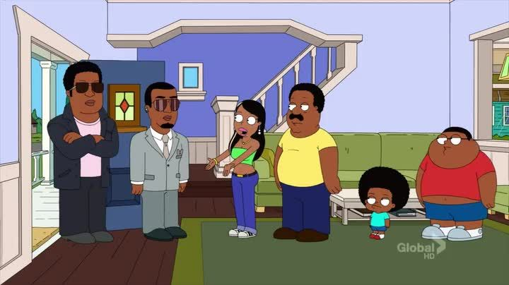 Watch The Cleveland Show Season 3 Episode 16 Frapp Attack Online The Cleveland Show