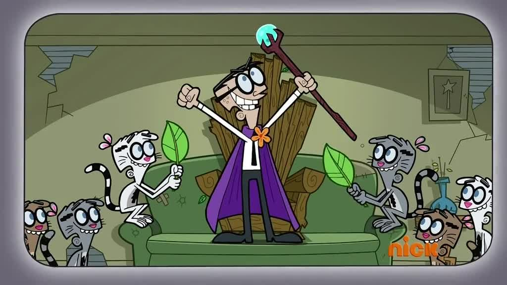 The Fairly Oddparents Season 10 Episode 6 Animal Crockers One Flu Over The Crockers Nest on Fairly Odd Parents Mighty Mom And Dyno Dad