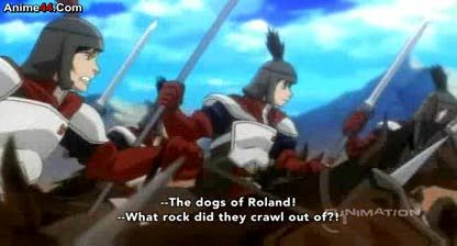 The Legend of the Legendary Heroes Episode 4 English Dub