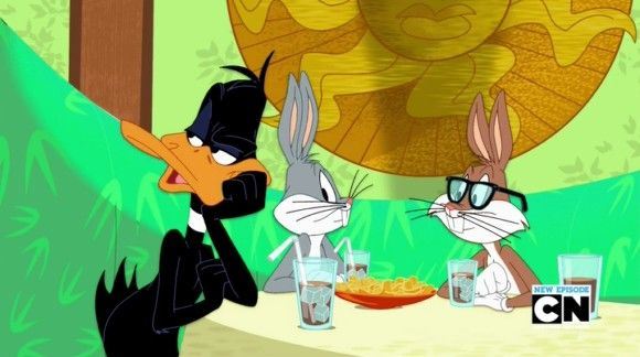 The looney tunes show season 2 episode 25 best friends for Best house tunes