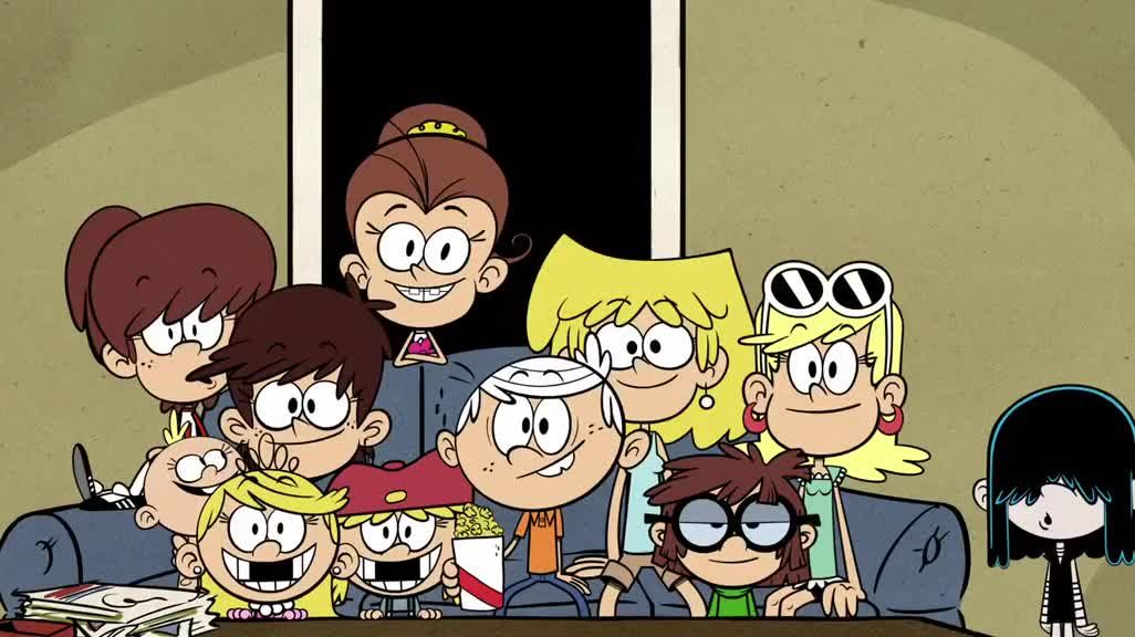 The Loud House Episode 1 Left In The Dark Get The