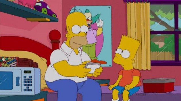 Watch simpsons adults only episode please the