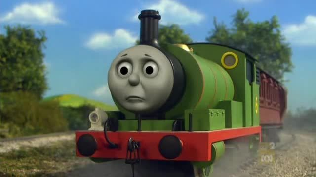 Watch Thomas Amp Friends Season 12 Episode 18 Percy And The