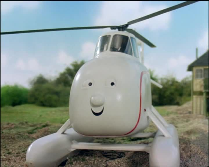 Watch cartoons online, Watch anime online, English dub animeThomas & Friends Season 6 Episode 4 A Bad Day for Harold the Helicopter