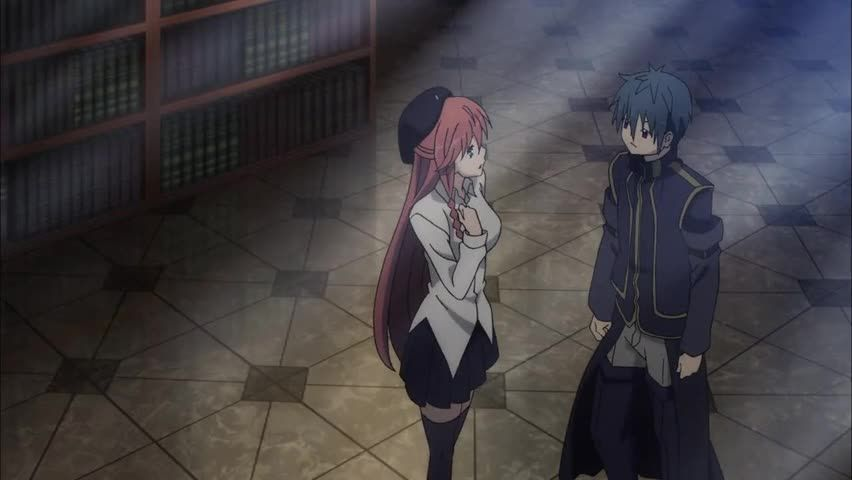 Trinity seven episode 1 english sub uncen
