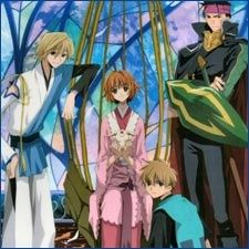 Tsubasa Chronicle Princess of the Country of the Birdcages English Dubbed