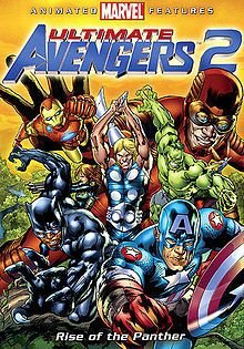 Ultimate Avengers 2 Rise of the Panther English Dubbed
