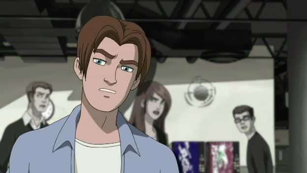 Ultimate Spider-Man Episode 1 Great Power