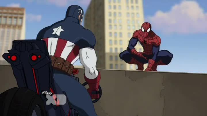 Watch Ultimate Spider-Man Episode 23 Not a Toy Online ...