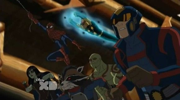 ultimate spiderman vs the sinister six episode 19