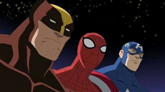 94 Ultimate Spider Man Ep 15 Clip 1 Youtube Ultimate Spider Man
