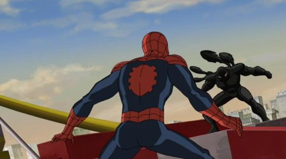 Ultimate Spiderman Sea...