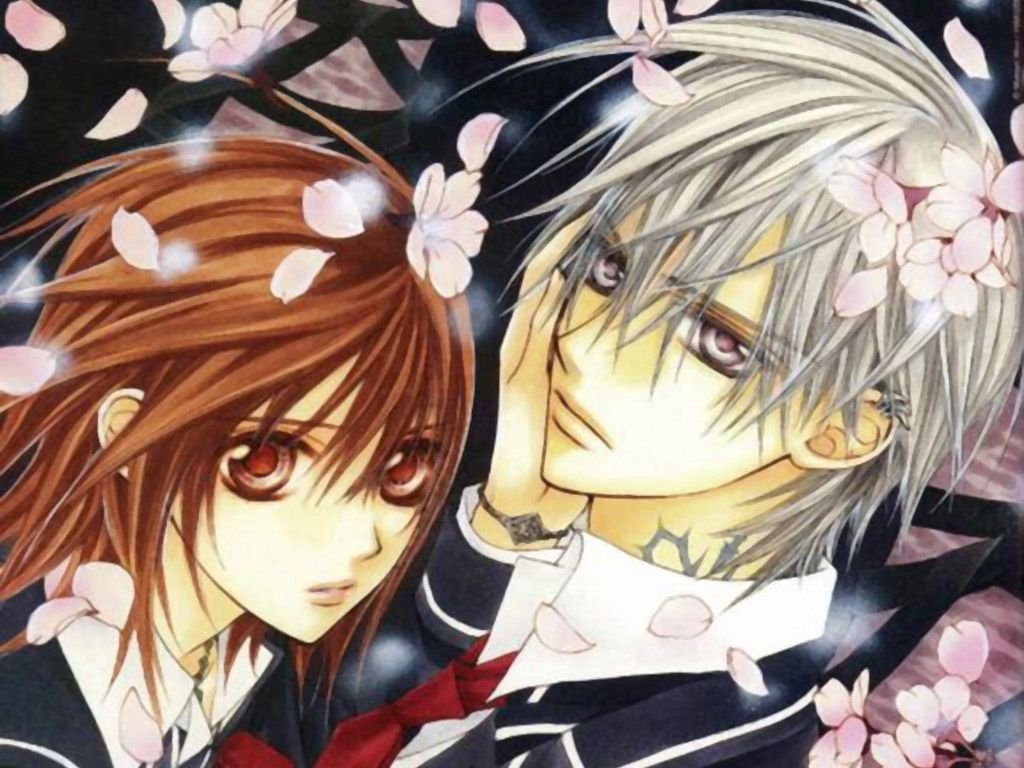 Watch Vampire Knight Guilty Anime Online | Anime-Planet