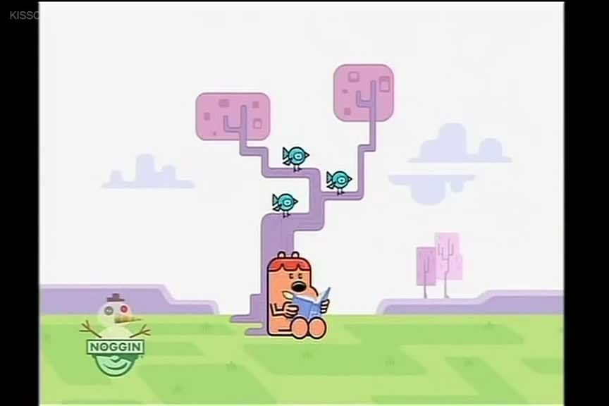 Watch Wow! Wow! Wubbzy! Episode 4