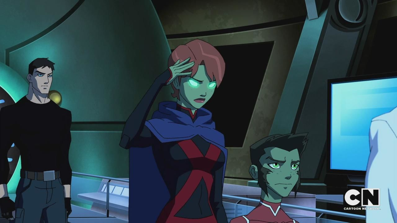 Young Justice Season 2 Episode 3 Alienated | Watch ...