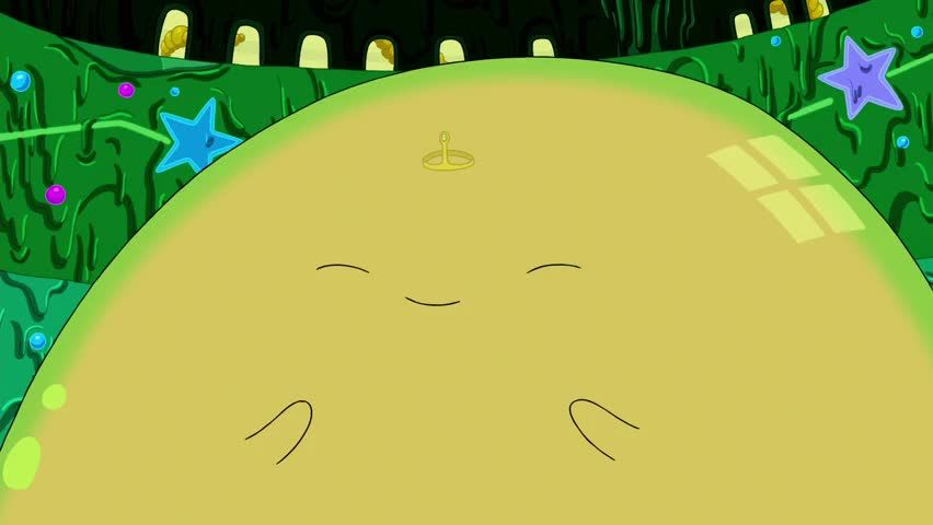 Watch Adventure Time Season 9 Episode 6 – Elements Part 5: Slime ...