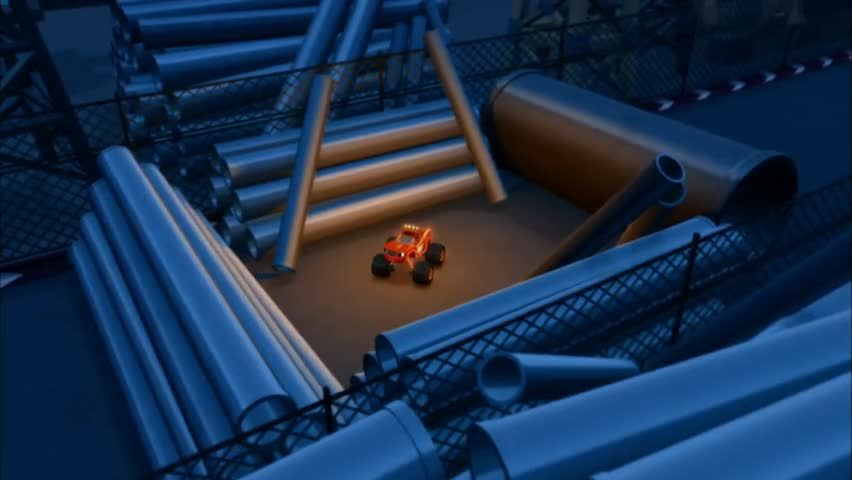 Blaze And The Monster Machines Season 3 Episode 4 Light