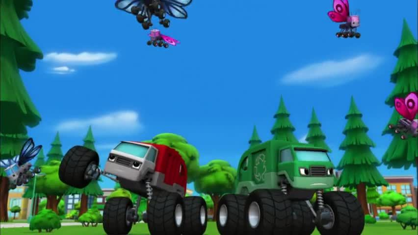 Watch Blaze And The Monster Machines Season 3 Episode 5