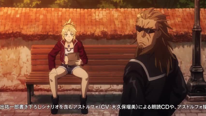 Watch Fate/Apocrypha Episode 6 English Subbed Online - Fate/Apocrypha English Subbed