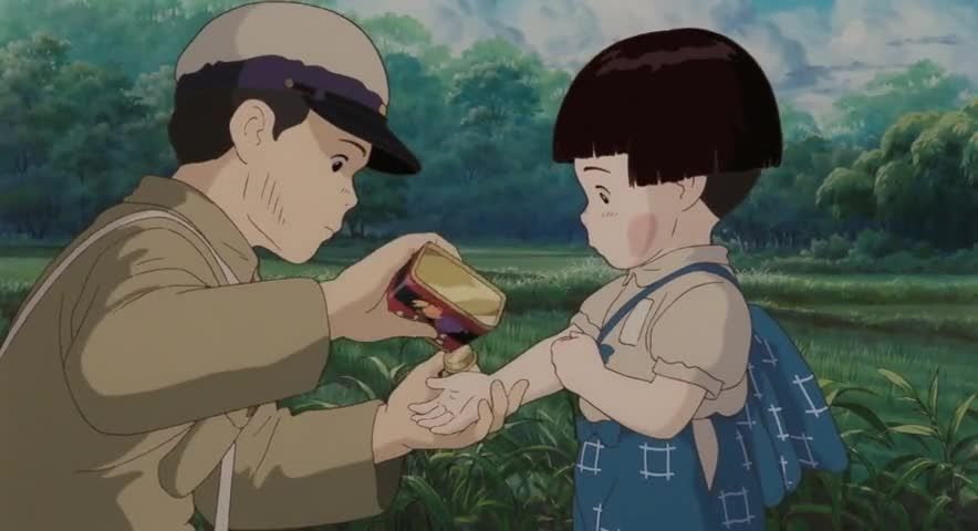 grave of the fireflies english dubbed