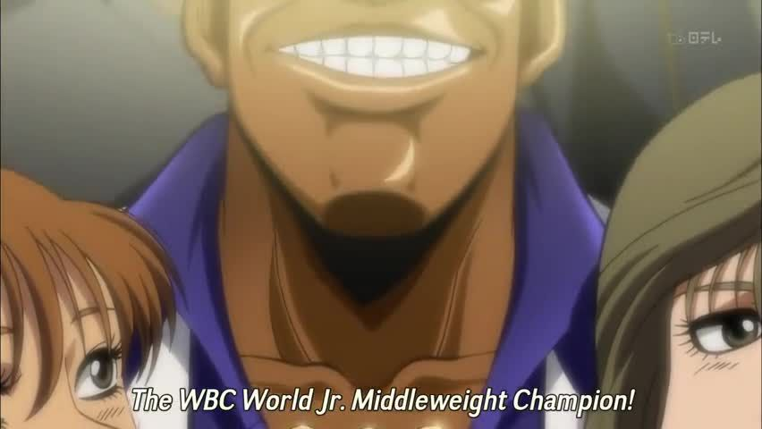 Watch Hajime No Ippo New Challenger Episode 16 English