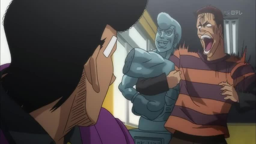 Watch Hajime No Ippo New Challenger Episode 25 English