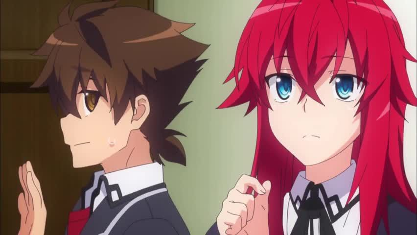 High School DxD Hero Episode 7 English Subbed | Watch ...